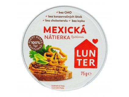 Pomazánka mexická 75 g LUNTER