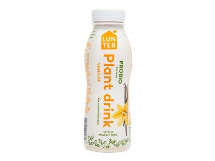 Plant drink vanilka - nápoj rostlinný zakysaný 300 ml LUNTER