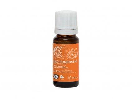Bio silice Pomeranč 10ml Tiera Verde