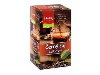 Apotheke PREMIER Černý čaj ceylonský 20x2g