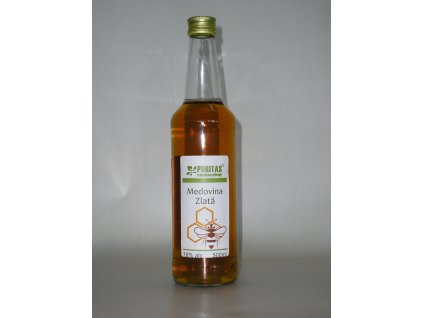 Zlatá 18% 500ml Puritas