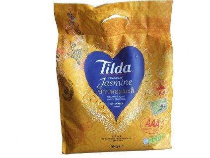 Jasmínová rýže 5 kg Tilda