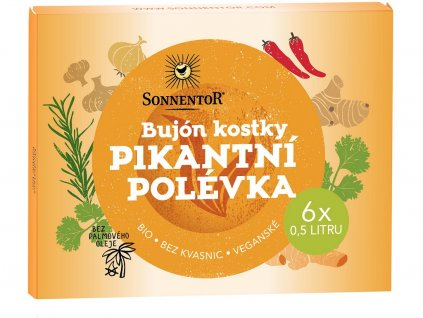 Bio Pikantní polévka 60g Sonnentor