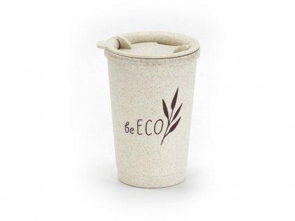 Eko kelímek Espresso béžový 280ml