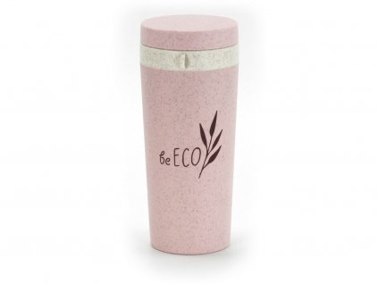 Eko kelímek Tour růžový 300ml