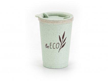 Eko kelímek Espresso zelený 280ml