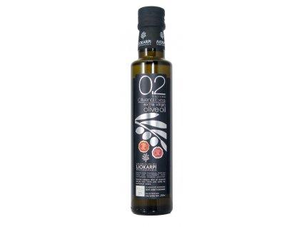Extra panenský olivový olej kyselost 0,2% - 250ml Liokarpi Protogerakis