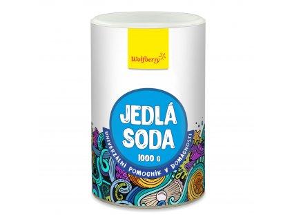 AKCE Jedlá soda 1000 g dóza Wolfberry