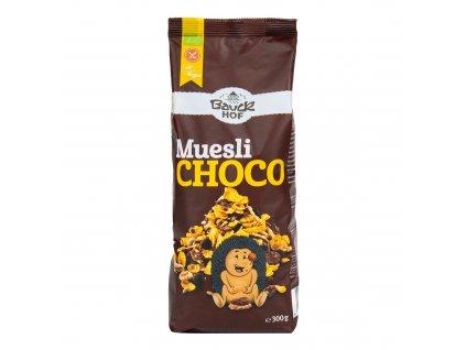 AKCE Müsli čokoládové bezlepkové 300g BIO BAUCK