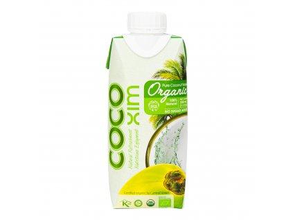 Voda kokosová 330 ml BIO COCOXIM