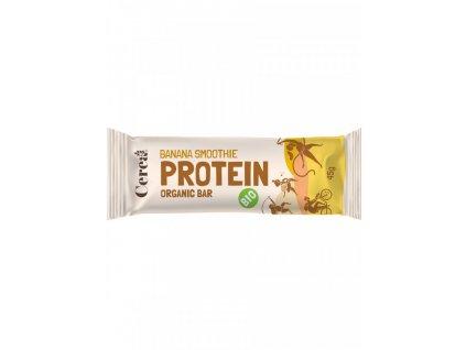 Cerea Protein Bar Banana smoothie BIO 45g