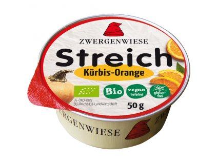 Pomazánka s dýní a pomerančem 50 g BIO ZWERGENWIESE
