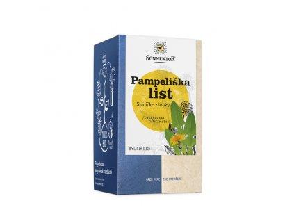 Čaj porcovaný - Pampeliška list 21,6 g BIO SONNENTOR