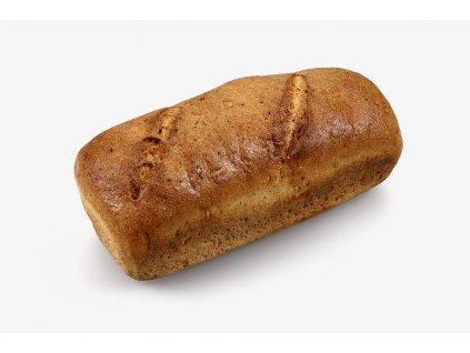 chleb bezlepkovy rustikalni