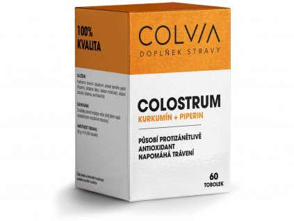 Colostrum Kurkumin+Piperin 33g