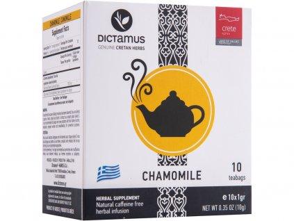 Bylinkový čaj Heřmánek 10x1g