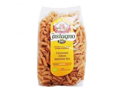Těstoviny rýžové (100 %) celozrnné Penne 500 g BIO CASTAGNO CASTAGNO