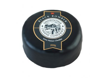 Akce Snowdonia Sýr Cheddar LITTLE BLACK BOMBER, extra uleželý, 200g