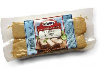 Tofu nugety se sýrem 160g Veto Eco