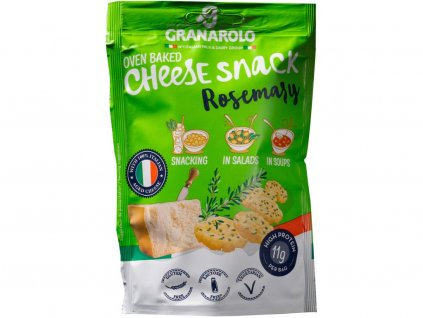 Sýrový snack Rosmarino 24g