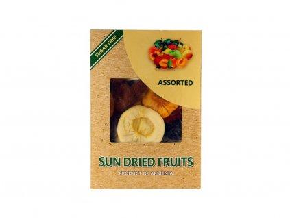 Sušené ovoce směs (assorted) celé plody 1kg Rival