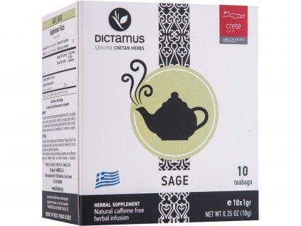 Bylinkový čaj Šalvěj 10x1g