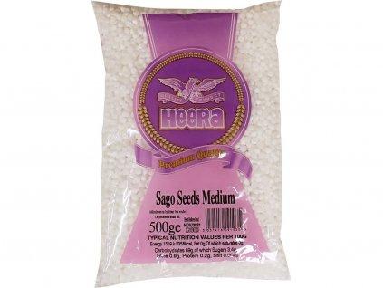 Tapiokové perly Sago Seeds Medium 500g