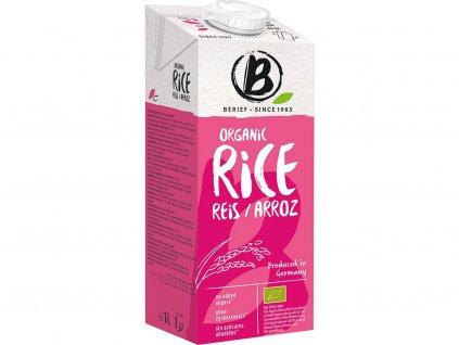 Bio Rýžový nápoj BERIEF 1l Berief