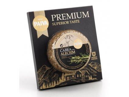 PAIVA Vyzrálý Kozí sýr s rozmarýnem - PREMIUM, 190g