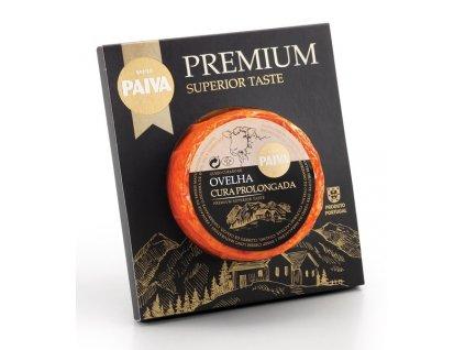 PAIVA Vyzrálý Ovčí sýr s paprikou - PREMIUM, 190g