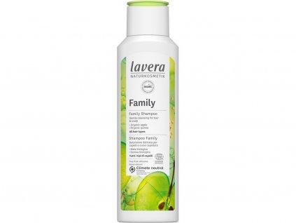 Bio Lavera Šampon Family 250 ml Lavera