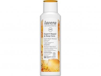 Bio Lavera Šampon Expert Repair&Deep Care 250ml Lavera
