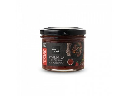 Can Bech K masu - Karamelizovaná paprika Piquillo, sklo 135g