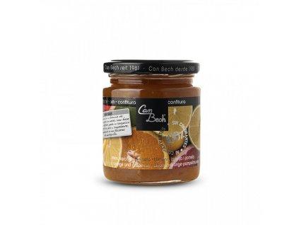 Can Bech džem Citron-Pomeranč-Grapefruit, sklo 300g