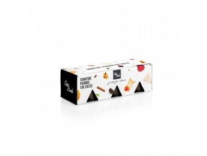 Can Bech Sada ovocných mini omáček (maliny, fíky, hrozny), 3x30g