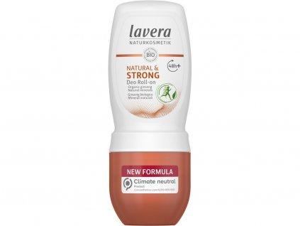 Lavera Deodorant roll-on Strong 50ml Lavera