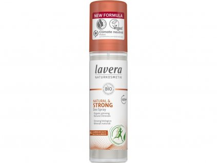 Lavera Deodorant sprej Strong 75ml Lavera