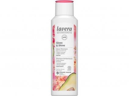 Bio Lavera Šampon Gloss&Shine 250ml Lavera