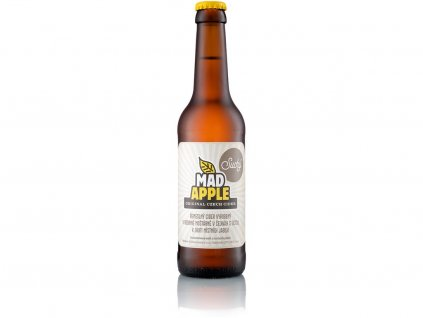 Mad apple cider suchý 330ml