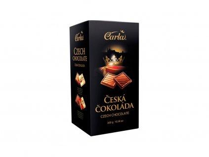 Česká čokoláda 300 g Carla