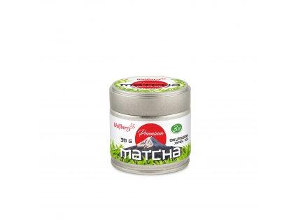 Matcha čaj Okumidori BIO 30 g Wolfberry