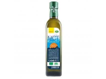 Kokosový olej MCT BIO 500 ml Wolfberry