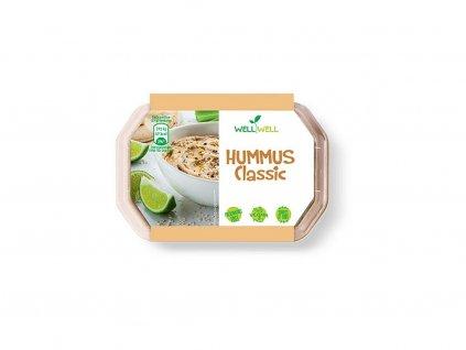 Hummus Klasik 150g Well Well