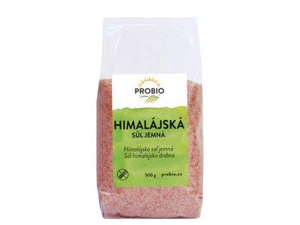 Sůl Himalajská jemná 500 g PROBIO