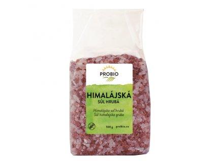 Sůl Himalajská hrubá 500 g PROBIO