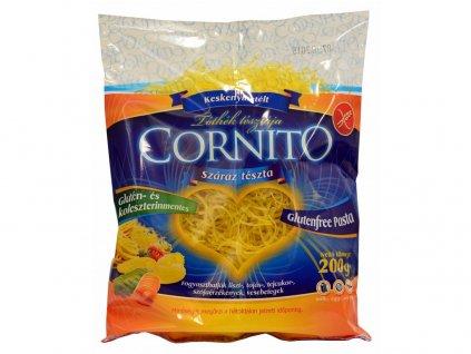 AKCE Cornito -Nudličky tenké, krátké, do polévky 200 g Cornito