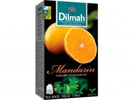 Černý čaj Mandarinka 30g