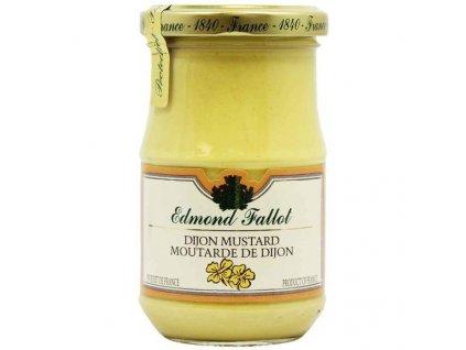 Edmond Fallot Dijonská hořčice, 210g - sklo