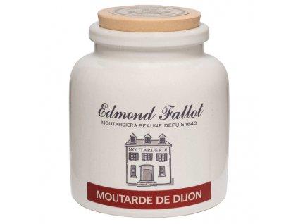 Edmond Fallot Dijonská hořčice, 105g - keramika