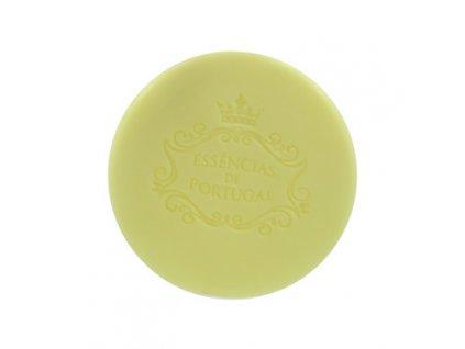 CITRON - přírodní kulaté mýdlo v papírové krabičce, 50g